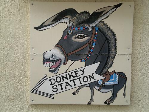 Donkeystation